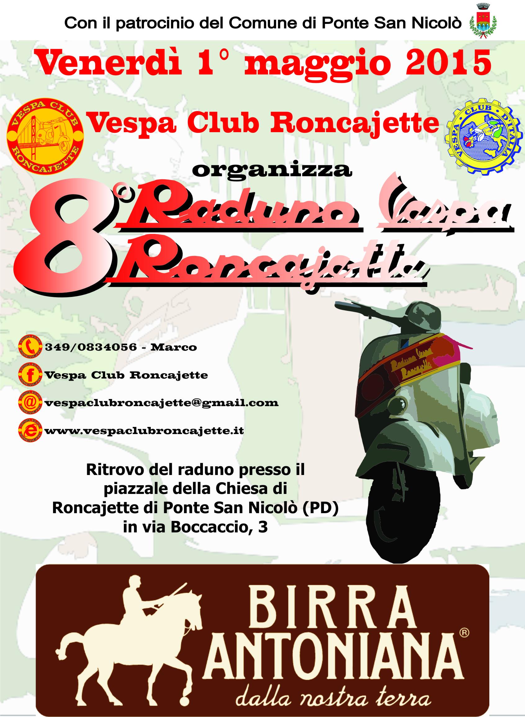 Vespa club porcia for Vespa club volta mantovana